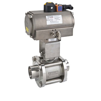 Meca-Inox Ball Valve PN4-clean