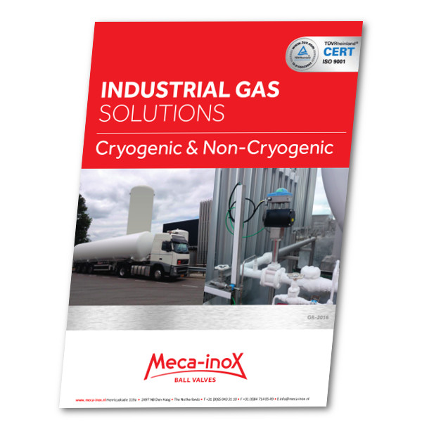 Brochure Industrial Gas Solutions