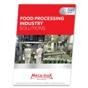 Brochure Food Processing Industry Solutions